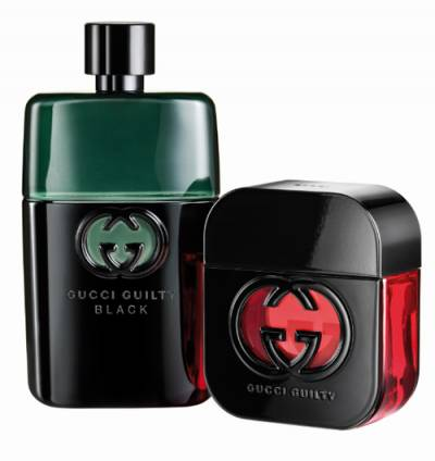 Gucci Guilty Black - новая пара ароматов от Гуччи